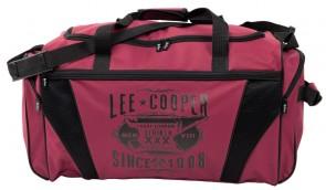 sac de voyage 65cm bordeaux