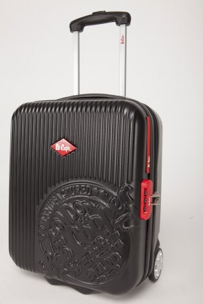 Valise-chariot ABS-Noir