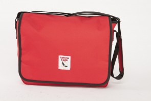 BESACE A RABAT POLYESTER 600D - ROUGE
